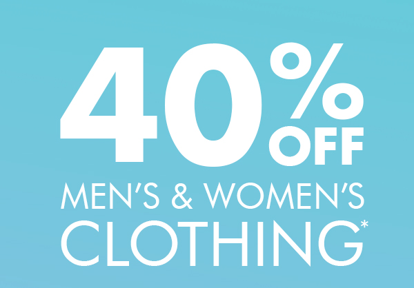 Big save 40% off men's and women's clothing + free shipping & returns Australia wide at Bonds.
